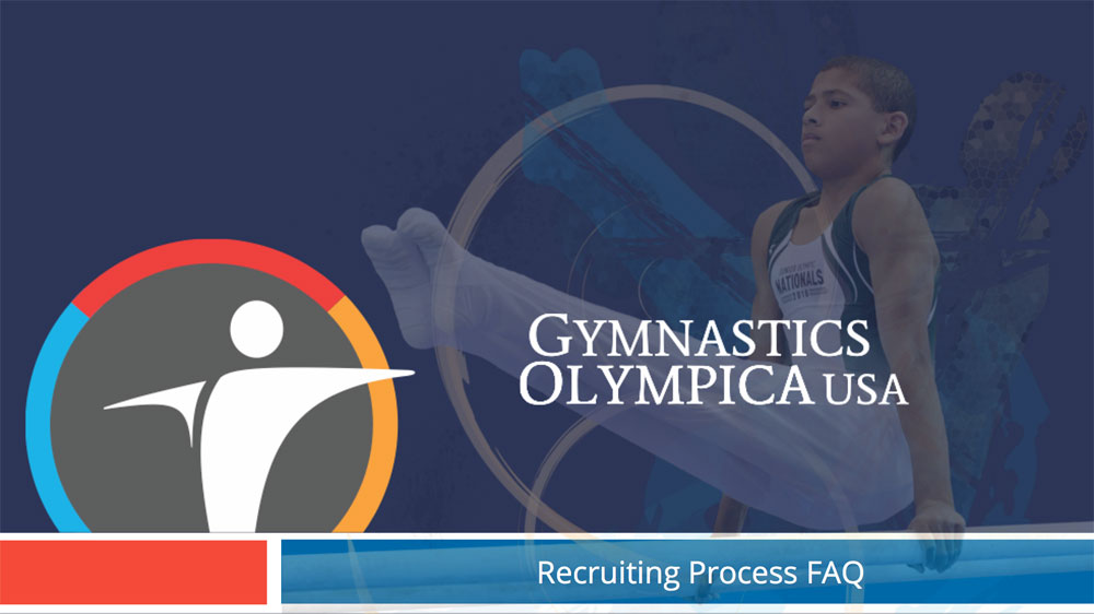 Gymnastics Olympica Recruiting FAQ